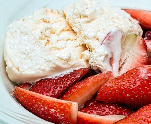 Házi fagyi, aminek lehetetlen ellenállni - Recept