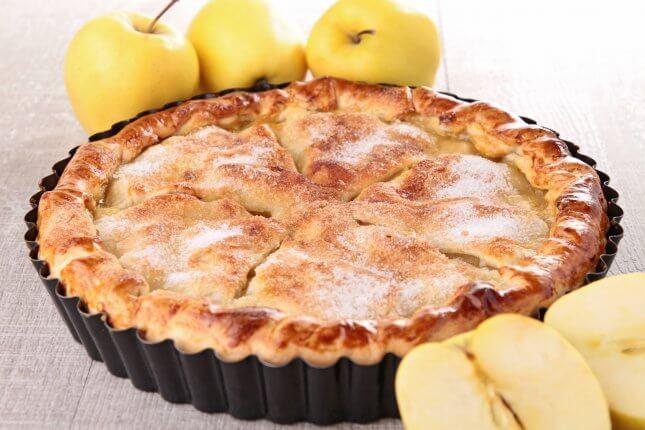 Gluténmentes almatorta - Nincs ennél egyszerűbb recept