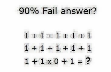 Ezen a matek feladaton agyal a fél internet – Te tudod mennyi a megoldás?