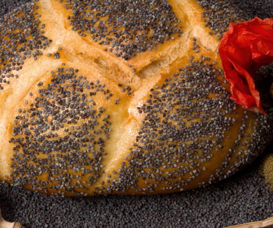 Pihe-puha, édes, mákos, házi zsemle - gluténmentes recept
