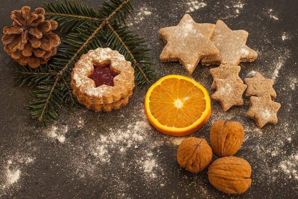 Karácsonyi sütemény - illatos, édes, gluténmentes