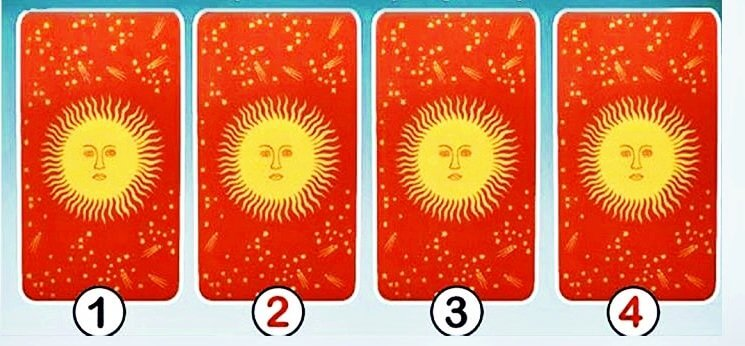 Csodálatos teszt! Húzz egy kártyát, különleges jóslat vár rád