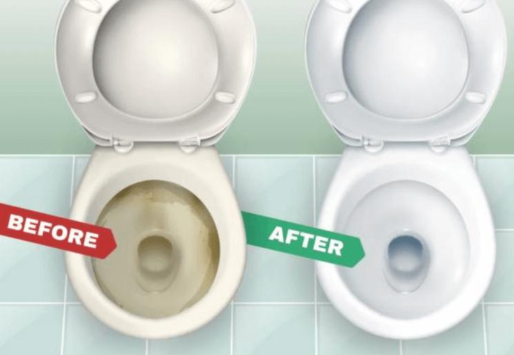 A csillogó, illatos WC titka - Íme egy filléres trükk és újra ragyogni fog