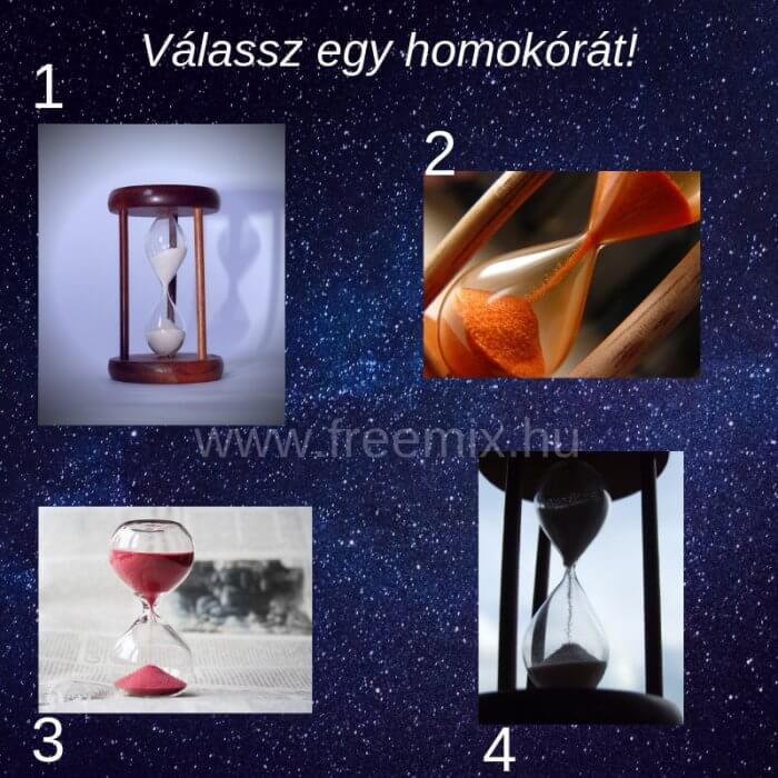 Teszt: Mit jelent számodra az idő?