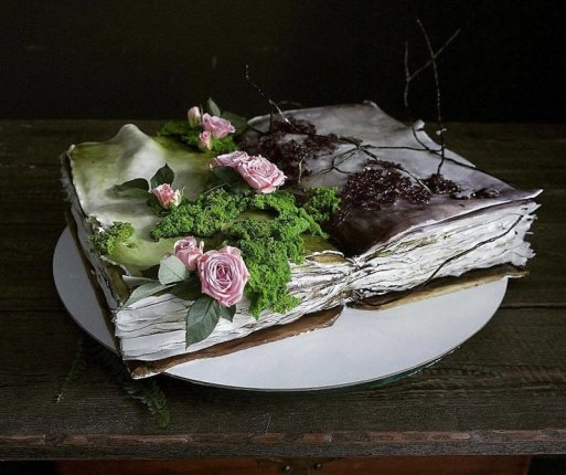 25 lélegzetelállító torta: Ez már művészet - Hihetetlen, hogy ezek tényleg édességek