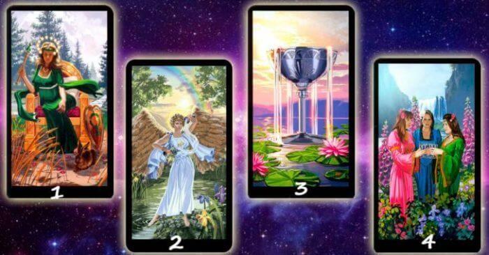 Válassz egy mágikus kártyát - Fontos üzenetet hozott