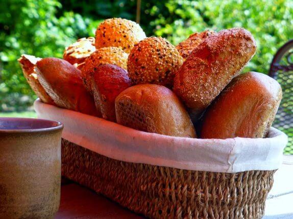 Sokmagvas, ropogós héjú gluténmentes péksütemény