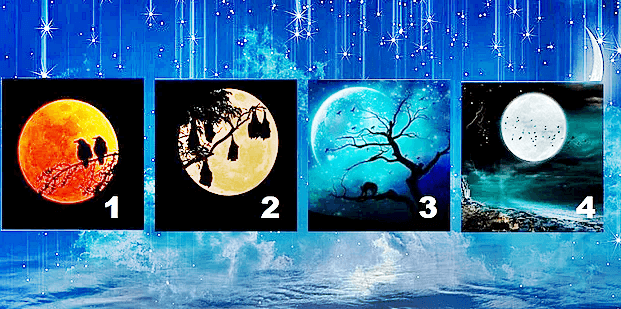 Utazás a lelked legmélyére - Ez a Hold-teszt mindent elárul rólad