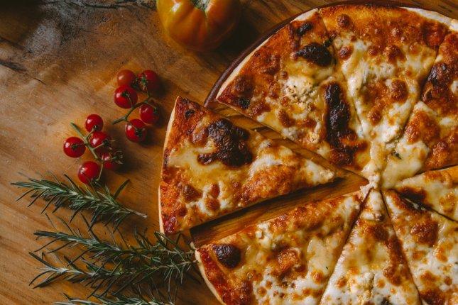 Sajtos pizza - Gluténmentes recept