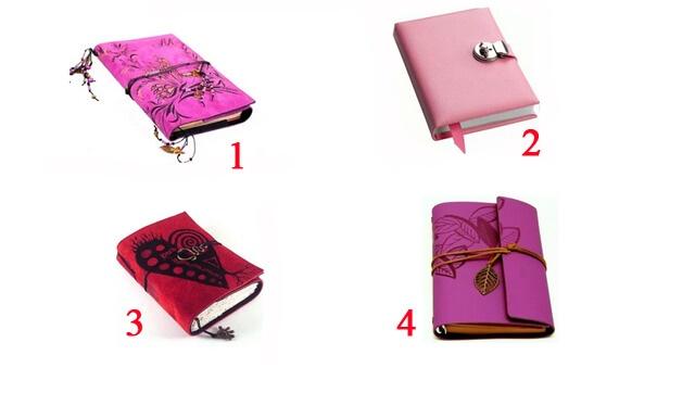 Nyisd ki a naplódat és olvasd el milyen üzenetet rejt számodra
