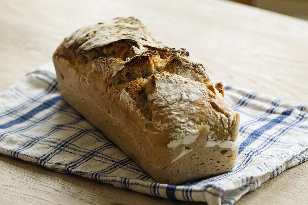 Gluténmentes vekni gyorsa, egyszerűen - Elronthatatlan recept
