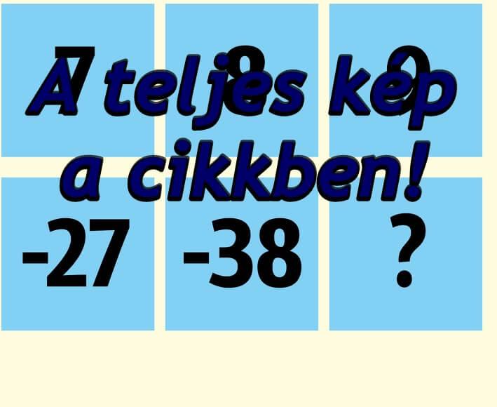 Ez a matek feladat kifog az embereken - Te meg tudod oldani?