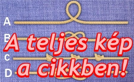 Teszt! Melyik a leghosszabb kötél? Az emberek 90 %-a rossz választ ad