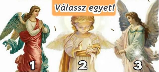 Válassz egy angyalt - Fontos üzenetet hozott neked