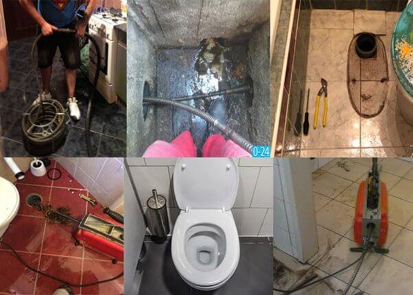 Duguláselhárítás azonnal – ha ömlik a wc-ből, aminek lefelé kellene mennie