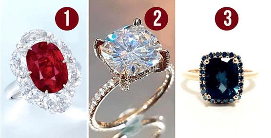 Teszt! Ilyen ember vagy a gyűrűd alapján - Válassz egyet!