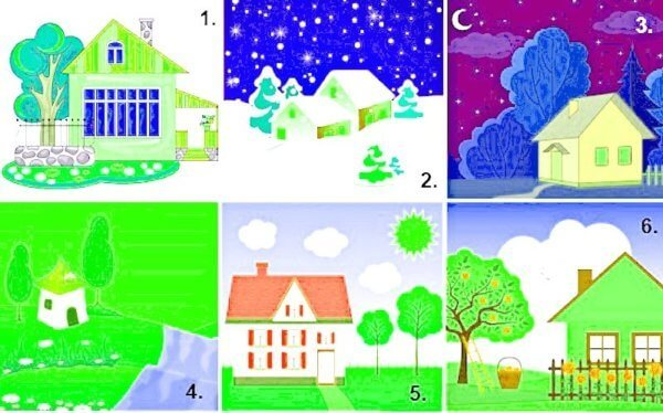 Melyik ház a kedvenced? Tűpontos és mély lélek-teszt!