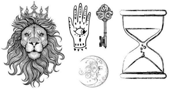 Egyetlen szimbólum feltárja az életed legapróbb titkait
