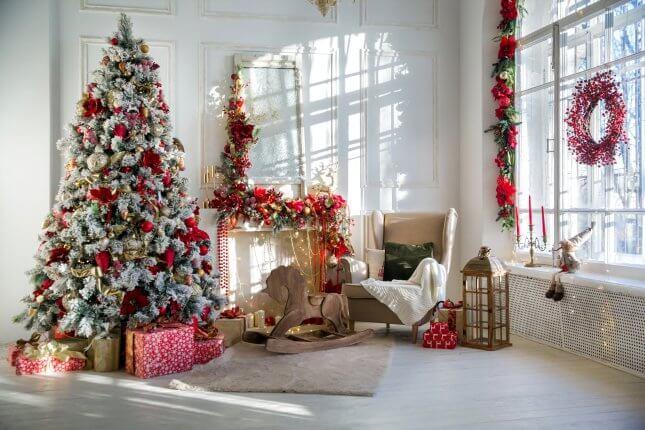 Nem tetszett a tavalyi karácsonyfád? Elő a modern díszekkel!